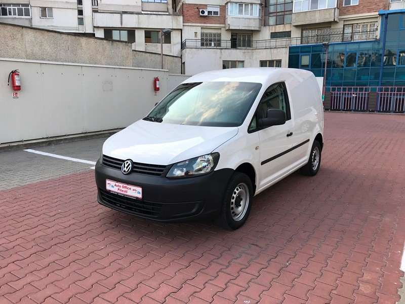 VW CADDY VAN 1.6 TDI