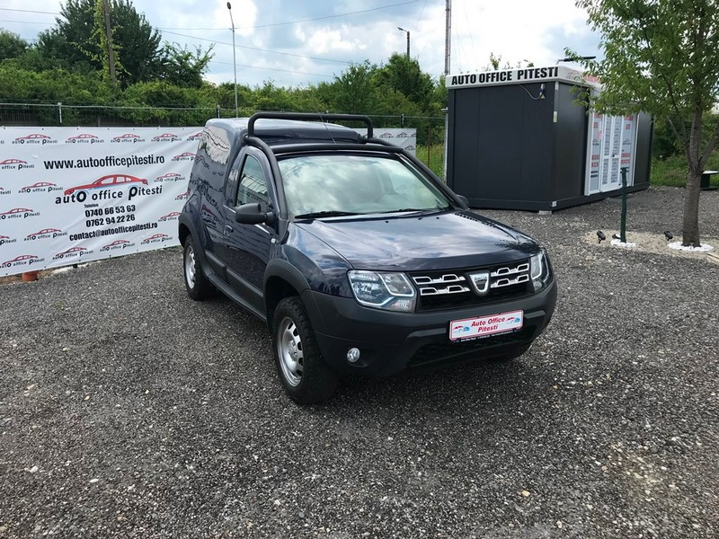 DACIA DUSTER PICK-UP 1.5 DCI EURO 6 Foto 2