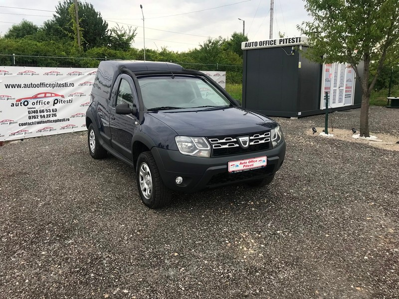 DACIA DUSTER PICK-UP 1.5 DCI Foto 2