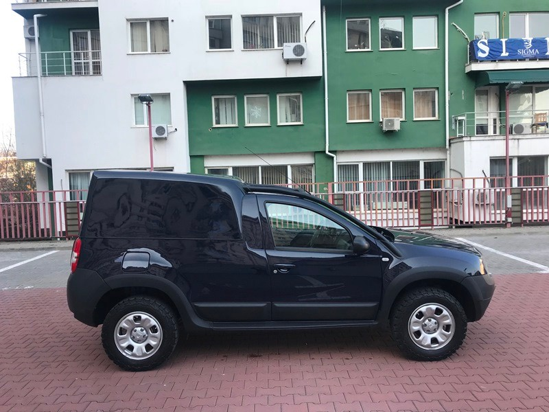 DACIA DUSTER PICK-UP  Foto 3