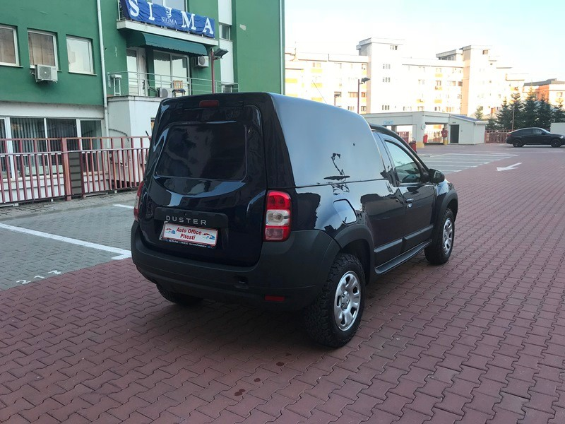 DACIA DUSTER PICK-UP  Foto 4