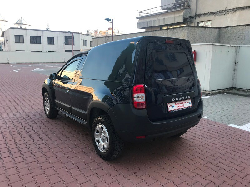 DACIA DUSTER PICK-UP  Foto 6