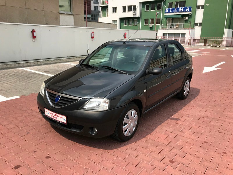 DACIA LOGAN BERLINA 1.5 DCI