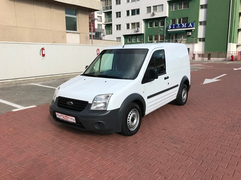 Ford Tranzit Connect Van 2013