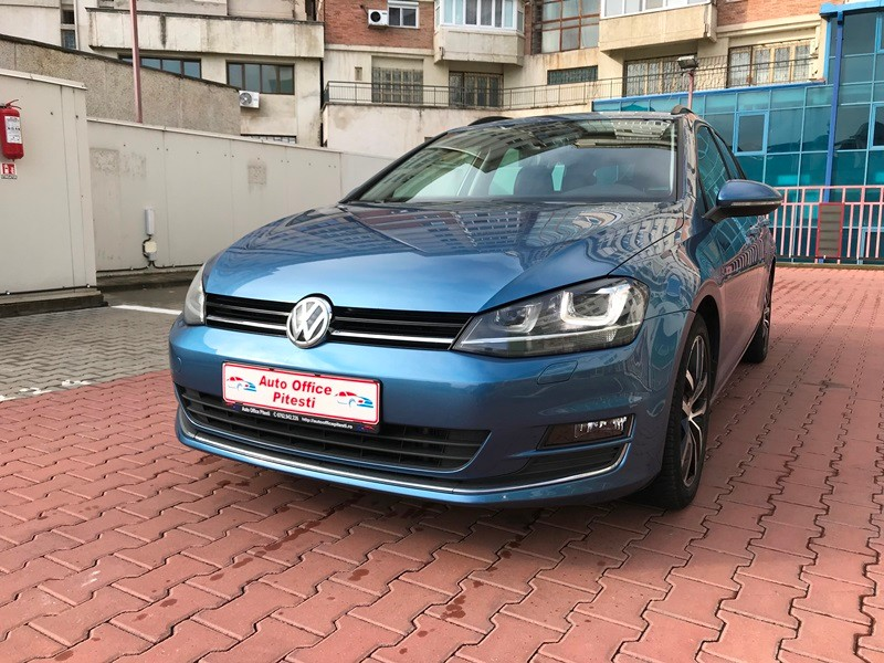 VW GOLF 7 BREAK HIGHLINE 2.0 TDI DEOSEBIT