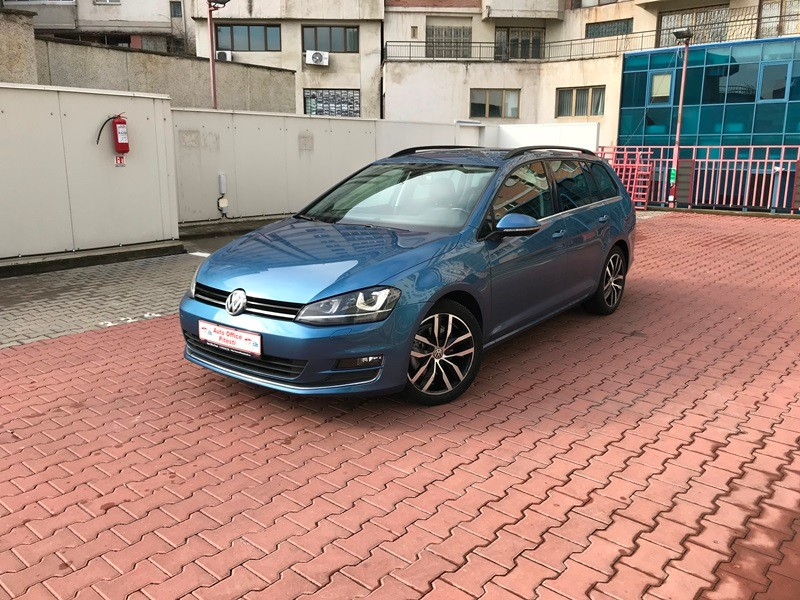 VW GOLF 7 BREAK HIGHLINE 2.0 TDI DEOSEBIT Foto 2