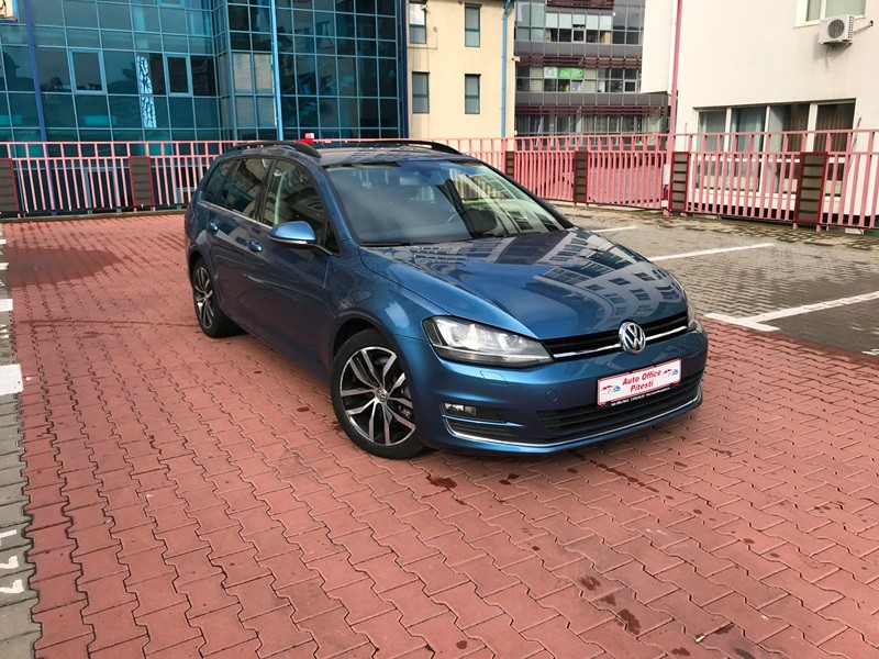 VW GOLF 7 BREAK HIGHLINE 2.0 TDI DEOSEBIT Foto 3