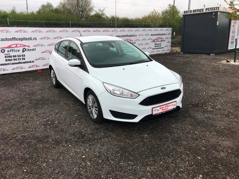 FORD FOCUS FACELIFT 1.6 TDCI Foto 2