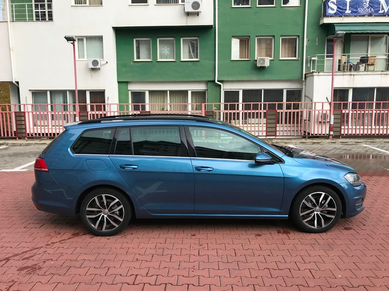 VW GOLF 7 BREAK HIGHLINE 2.0 TDI DEOSEBIT Foto 4