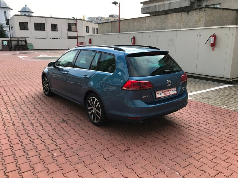 VW GOLF 7 BREAK HIGHLINE 2.0 TDI DEOSEBIT Foto 7