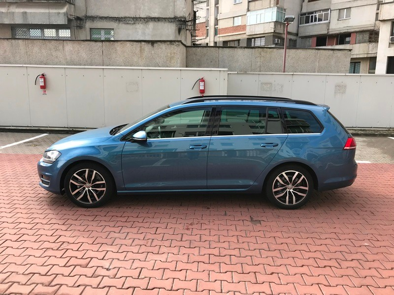 VW GOLF 7 BREAK HIGHLINE 2.0 TDI DEOSEBIT Foto 8