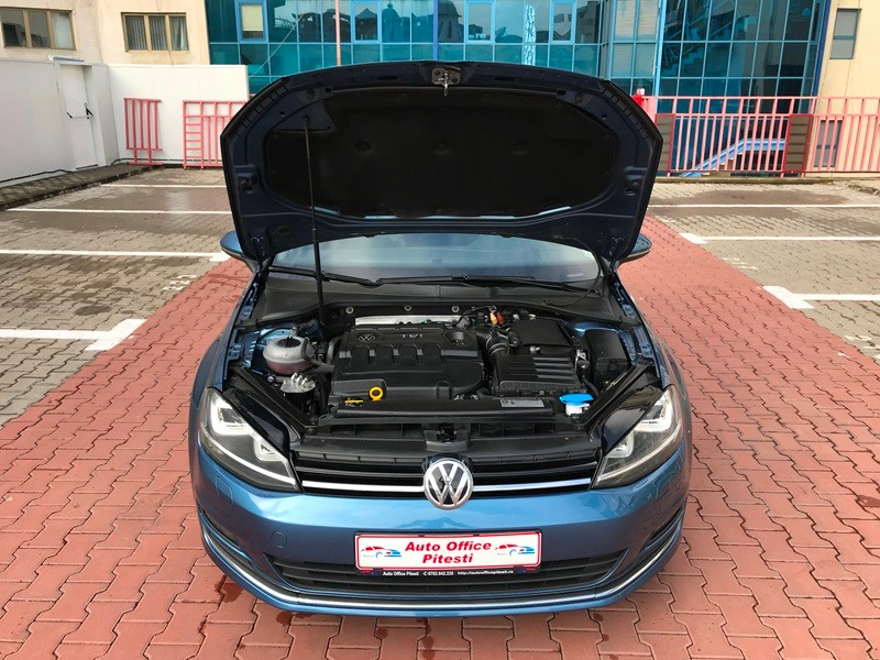 VW GOLF 7 BREAK HIGHLINE 2.0 TDI DEOSEBIT Foto 13