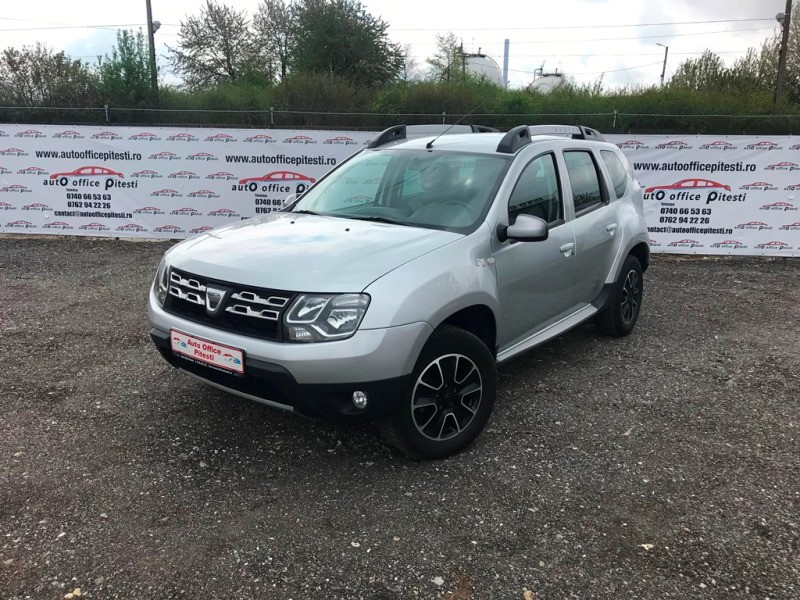 Dacia Duster Orange 1.5 DCI 4*4 FULL