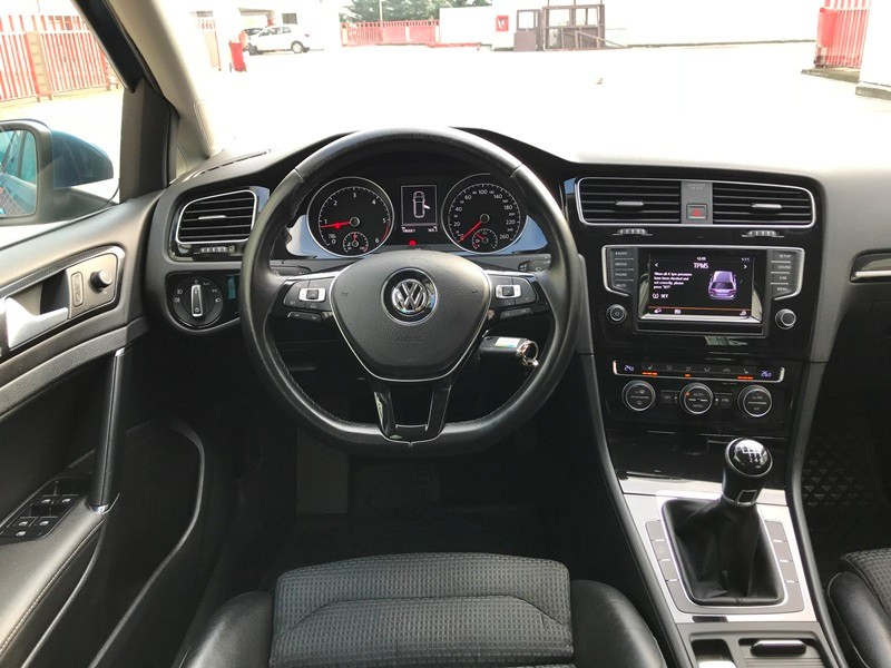 VW GOLF 7 BREAK HIGHLINE 2.0 TDI DEOSEBIT Foto 10