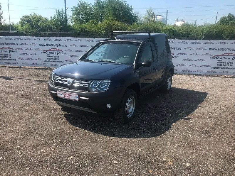 DACIA DUSTER PICK-UP 1.5 DCI EURO 6