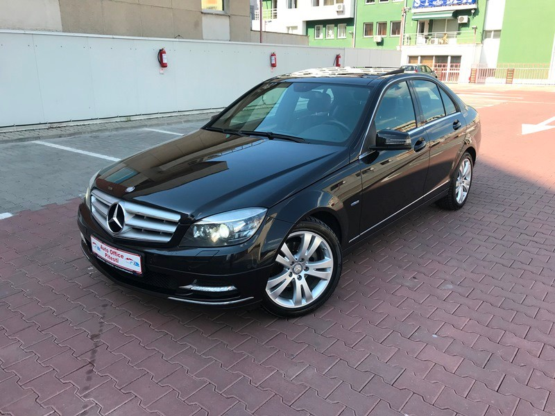 Mercedes Benz C200 Avantgarde,Panorama Foto 2