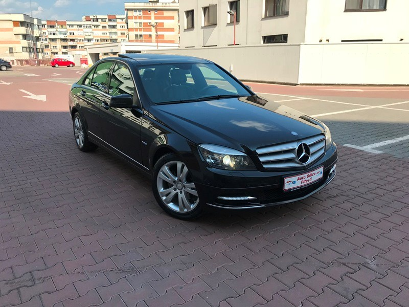 Mercedes Benz C200 Avantgarde,Panorama Foto 3