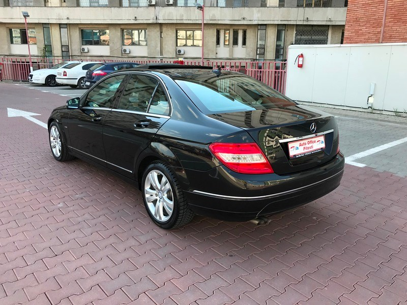 Mercedes Benz C200 Avantgarde,Panorama Foto 6