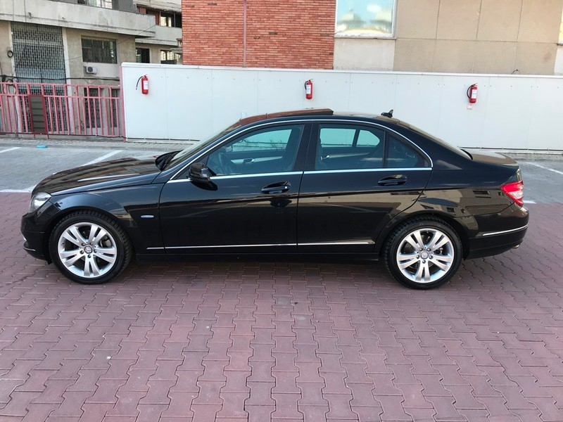 Mercedes Benz C200 Avantgarde,Panorama Foto 7