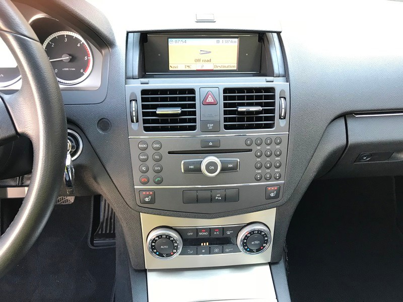Mercedes Benz C200 Avantgarde,Panorama Foto 11