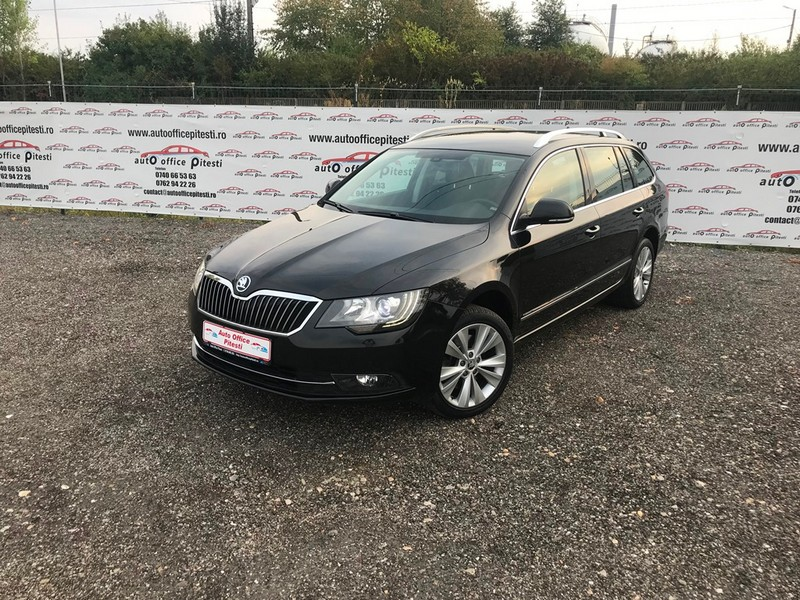 SKODA SUPERB BREAK 2.0 TDI 150 CP