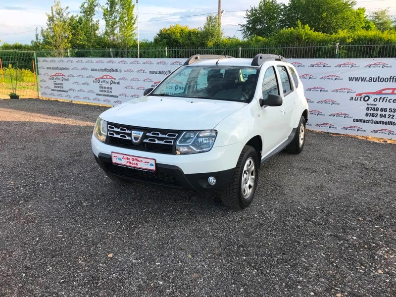 Dacia Duster Euro 6 Full 4*4