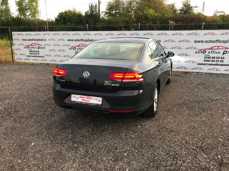 VW PASSAT 2.0 TDI 150 CP FULL LED Foto 4