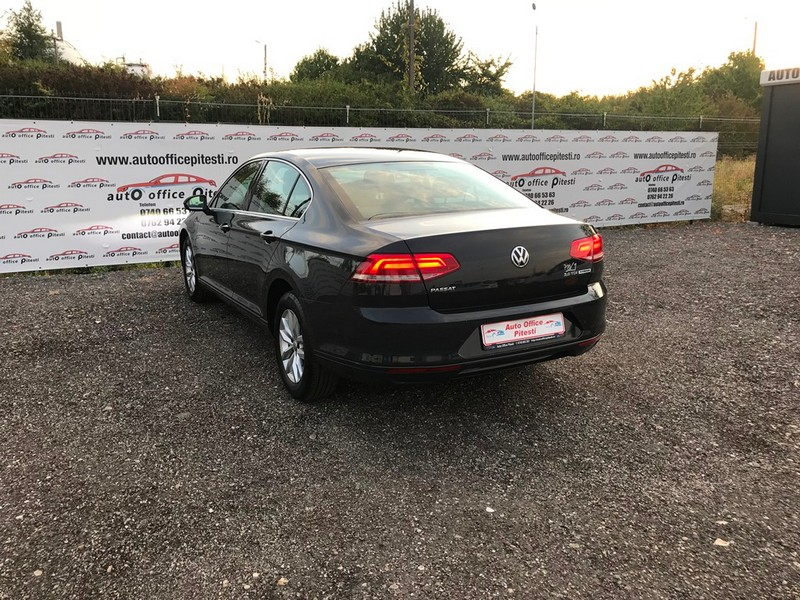 VW PASSAT 2.0 TDI 150 CP FULL LED Foto 6