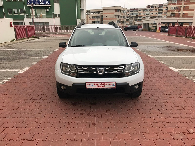 Dacia Duster 4*4 Facelift 2014
