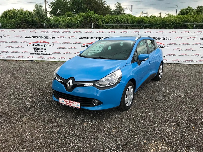 Renault Clio Break 1.5 DCI 90 CP