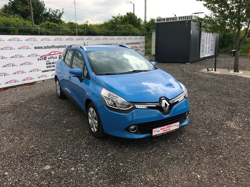 Renault Clio Break 1.5 DCI 90 CP Foto 2