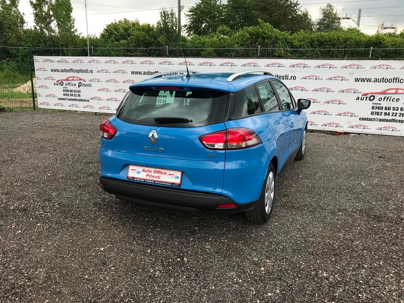Renault Clio Break 1.5 DCI 90 CP Foto 4