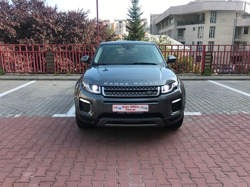 LAND ROVER EVOQUE 2.0 150 CP EURO 6