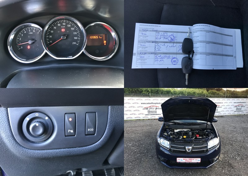 Ford B-MAX 2014 Impecabil Foto 10