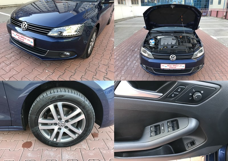 VW JETTA 1.6 TDI HIGHLINE Foto 10