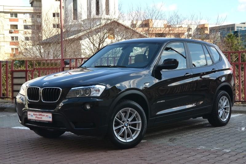 BMW X3 2.0 D 184 CP CA NOU!! Foto 2