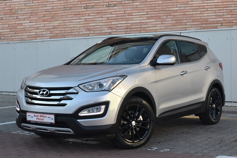 Hyundai Santa Fe 4*4 Full Foto 2