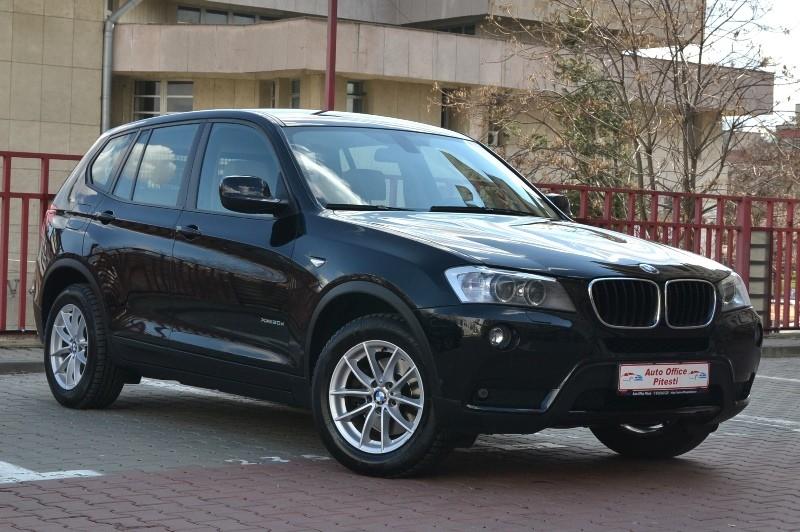 BMW X3 2.0 D 184 CP CA NOU!! Foto 3