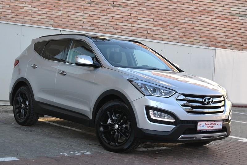 Hyundai Santa Fe 4*4 Full Foto 3