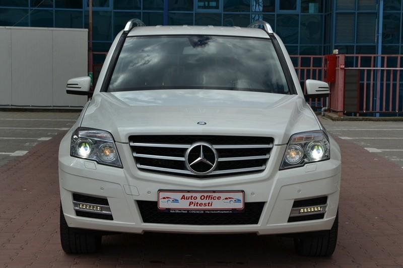 MercedesBenz Glk 250 204 CP 4 Matic