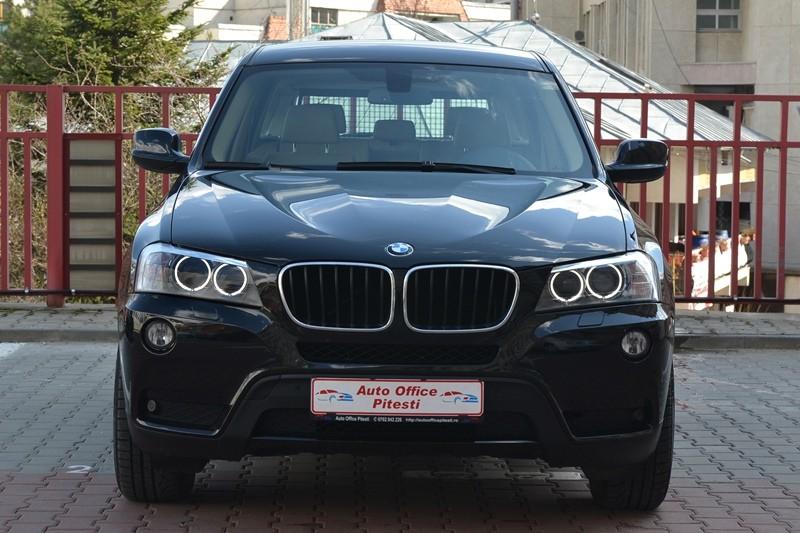 BMW X3 2.0 D 184 CP CA NOU!!