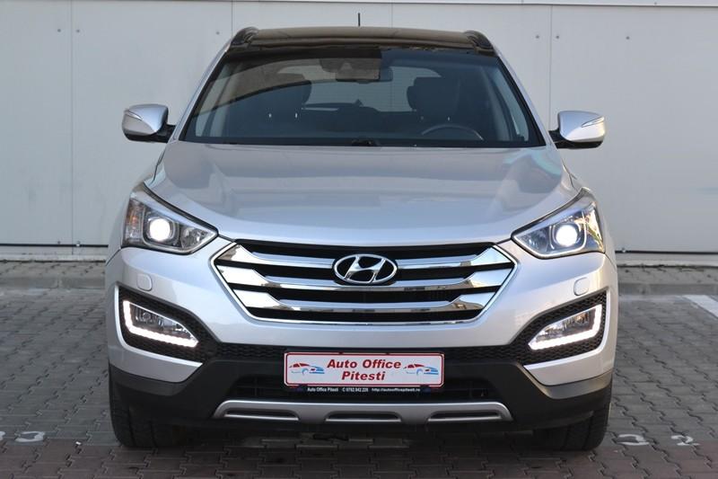 Hyundai Santa Fe 4*4 Full