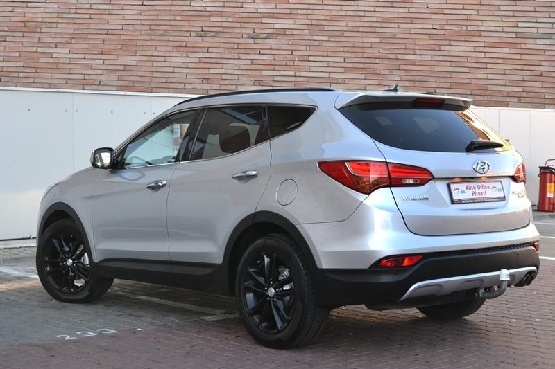 Hyundai Santa Fe 4*4 Full Foto 6
