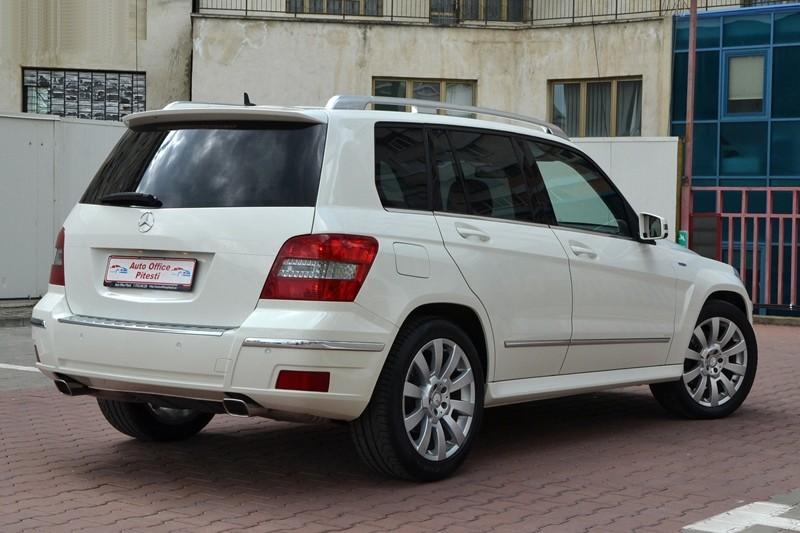 MercedesBenz Glk 250 204 CP 4 Matic Foto 5