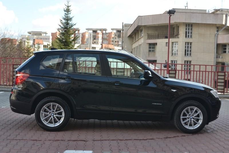 BMW X3 2.0 D 184 CP CA NOU!! Foto 4
