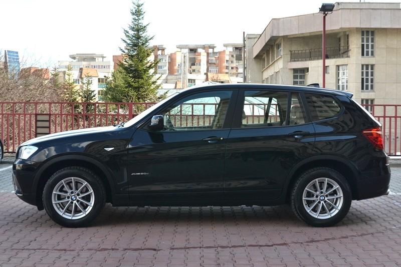 BMW X3 2.0 D 184 CP CA NOU!! Foto 7