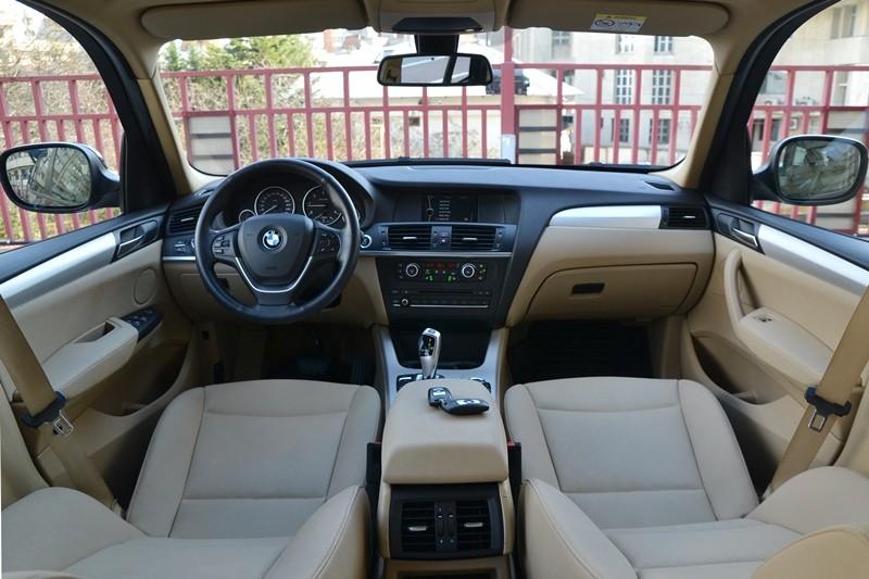 BMW X3 2.0 D 184 CP CA NOU!! Foto 8