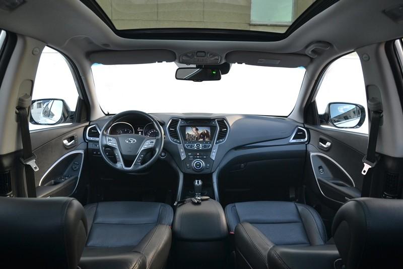 Hyundai Santa Fe 4*4 Full Foto 8