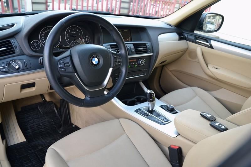 BMW X3 2.0 D 184 CP CA NOU!! Foto 9
