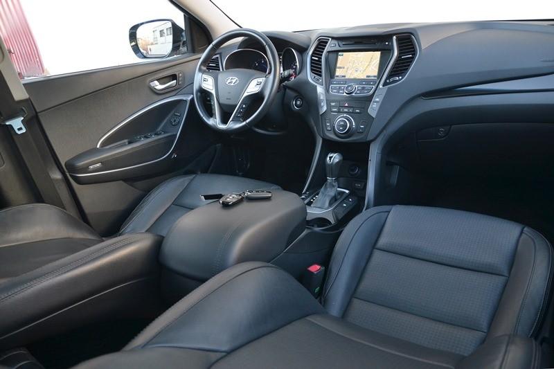 Hyundai Santa Fe 4*4 Full Foto 9